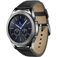 SAMSUNG Gear S3 Classic SM-R770 Black Leather Smart Watch